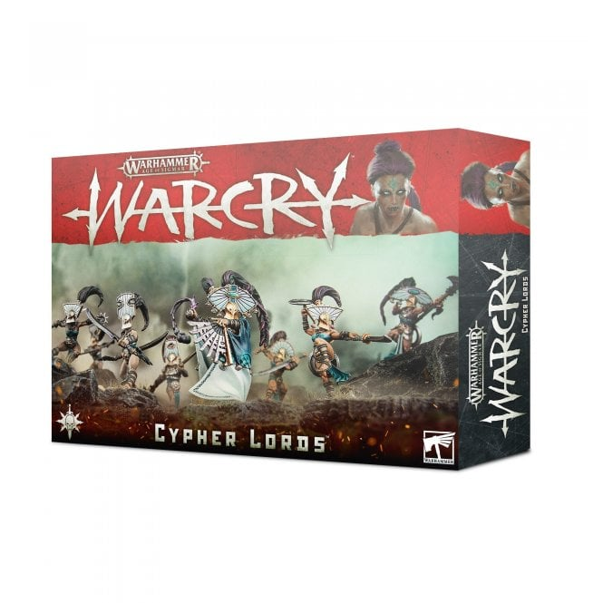 Games Workshop Age of Sigmar WARCRY : Cypher Lords