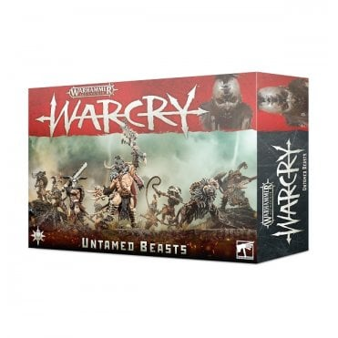 Age of Sigmar : WARCRY Untamed Beasts