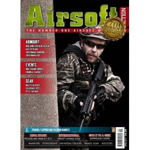 Airsoft Action April 2017