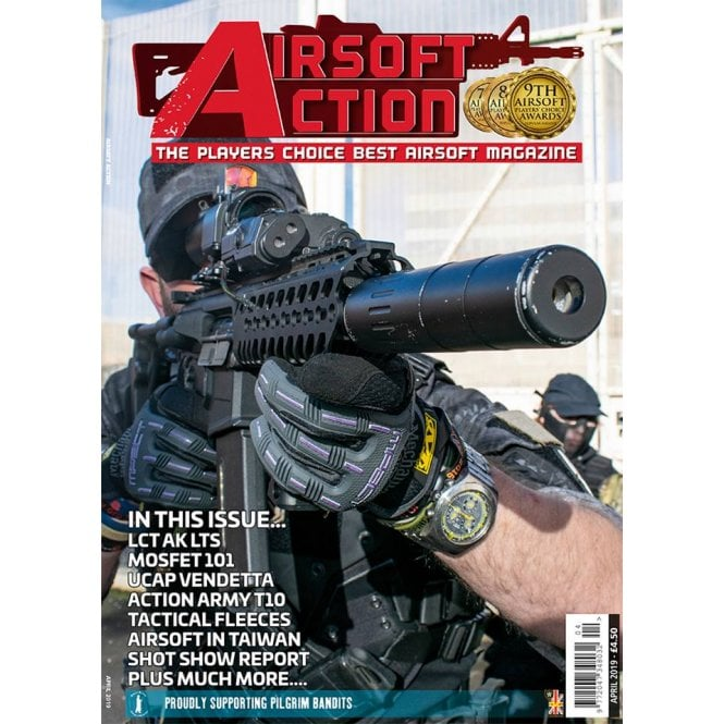 Airsoft Action - April 2019