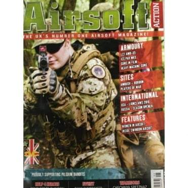 Airsoft Action August 2016