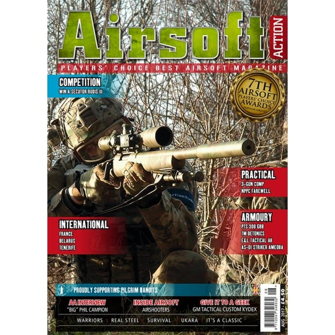 Airsoft Action August 2017