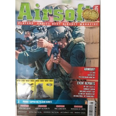 Airsoft Action August 2018