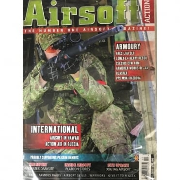 Airsoft Action December 2016