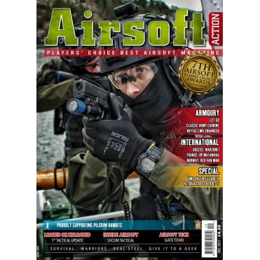 Airsoft Action December 2017