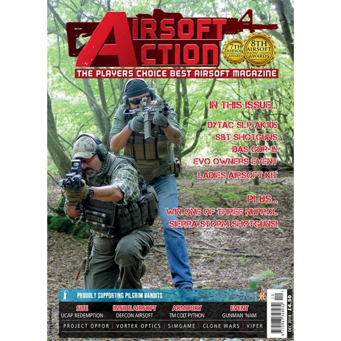 Airsoft Action December 2018
