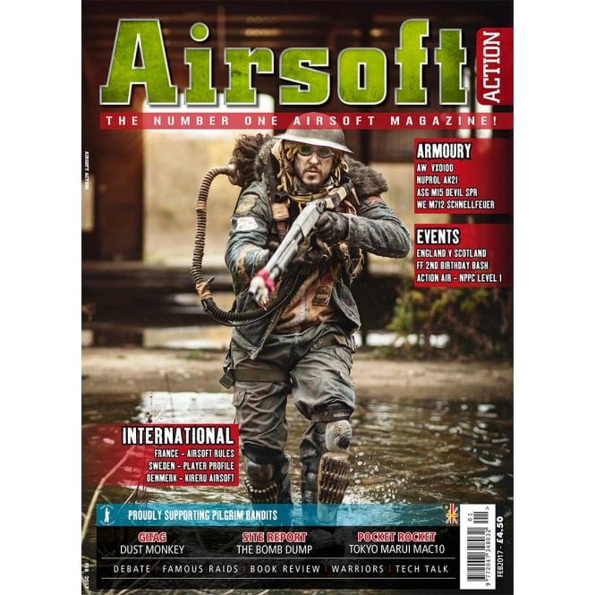 Airsoft Action Feb 2017