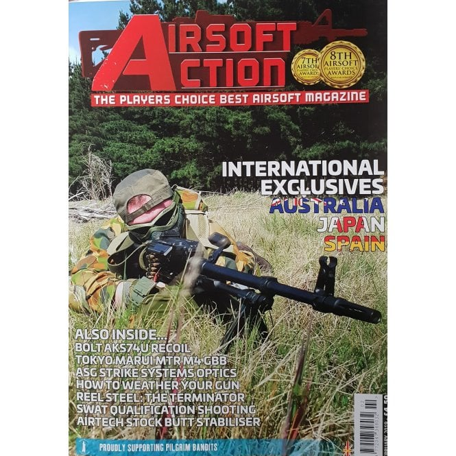 Airsoft Action - February 2019