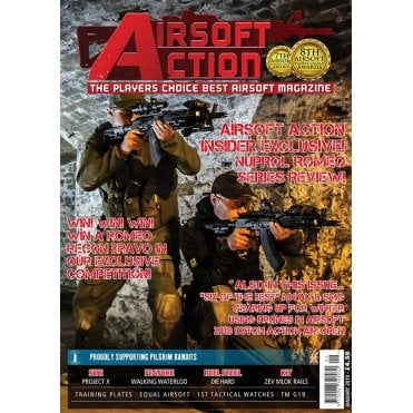 Airsoft Action - January 2019