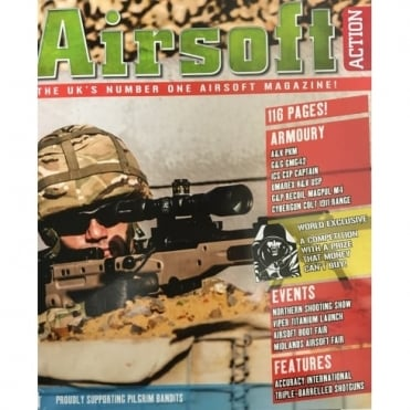 Airsoft Action July 2016
