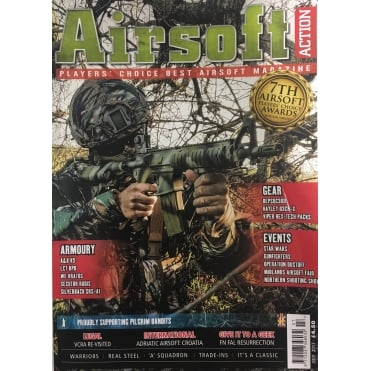 Airsoft Action July 2017