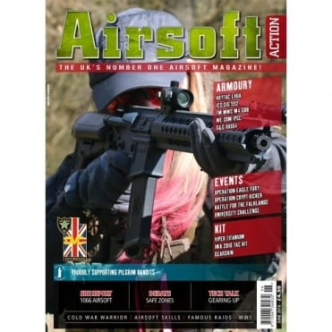 Airsoft Action June 2016
