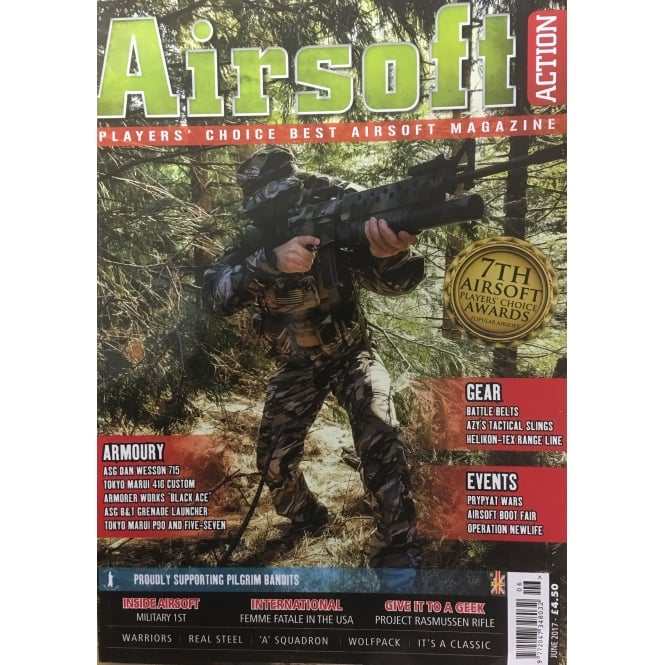 Airsoft Action June 2017