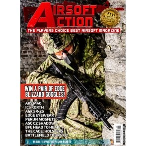 Airsoft Action Magazine August 2019