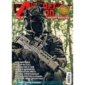 Airsoft Action Magazine Christmas 2019
