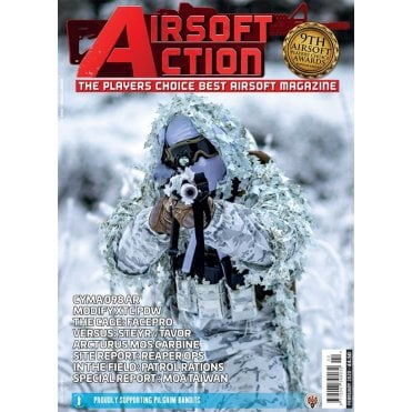Airsoft Action Magazine February 2020