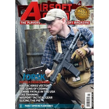 Airsoft Action Magazine January 2020