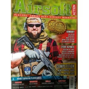 Airsoft Action Magazine - July 2018