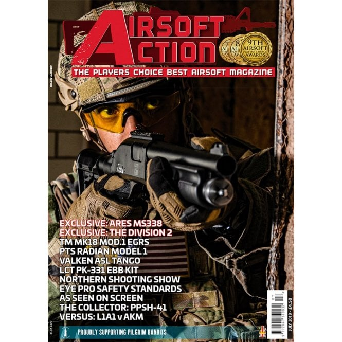 Airsoft Action Magazine July 2019