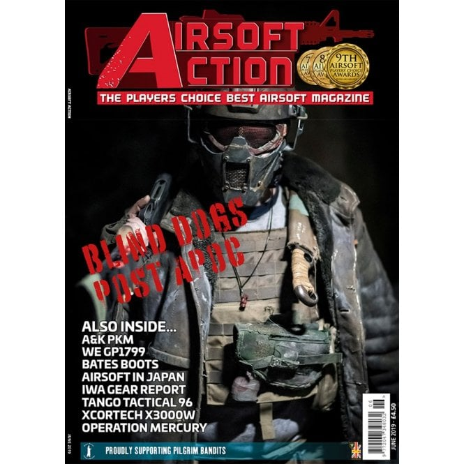 Airsoft Action Magazine June 2019