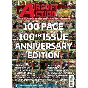 Airsoft Action Magazine May 2019