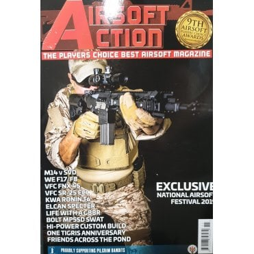 Airsoft Action Magazine November 2019
