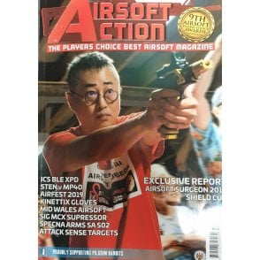 Airsoft Action Magazine October 2019