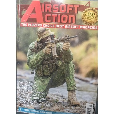 Airsoft Action Magazine September 2019