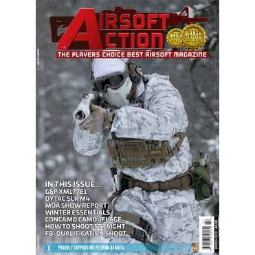 Airsoft Action - March 2019