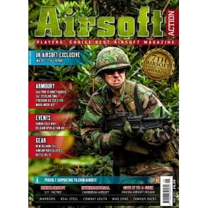 Airsoft Action May 2017