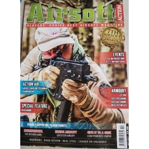 Airsoft Action October 2017