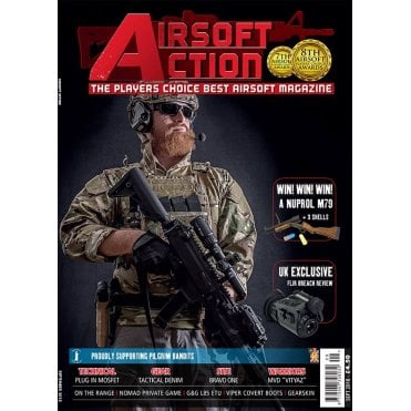 Airsoft Action - September 2018