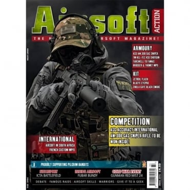 Airsoft Action Xmas 2016