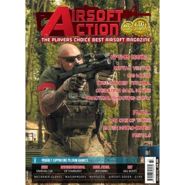 Airsoft Action XMAS 2018
