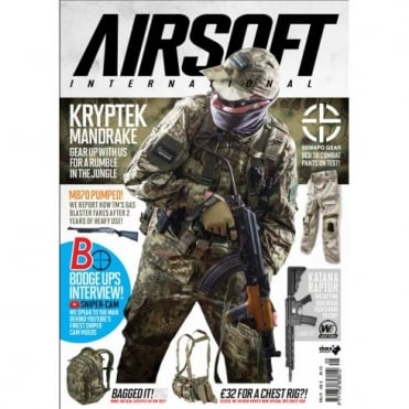 Airsoft International Magazine - Vol 11 Issue 5