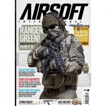 Airsoft International Magazine - Vol 11 Issue 7