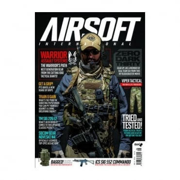 Airsoft International Magazine - Vol 11 Issue 6