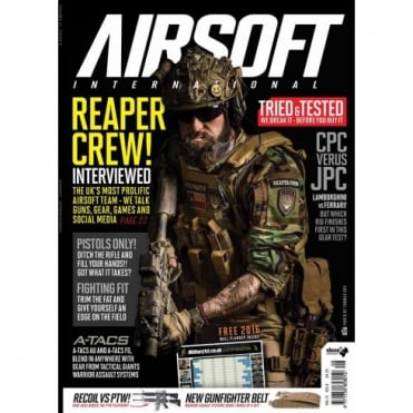 Airsoft International Magazine - Vol 11 Issue 8