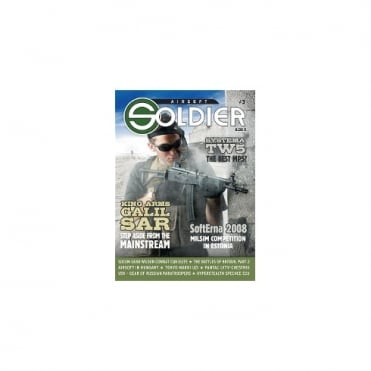 Airsoft Soldier Issue 3