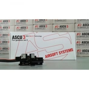 Airsoft Systems Smart Control Unit ASCU for Version 3 gearbox Gen 3+