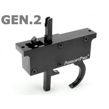AirsoftPro CNC Trigger set for L96 Sniper Rifles - Gen.2