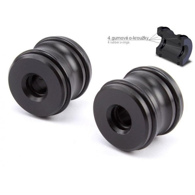 AirsoftPro Large Barrel Spacer (2 pack) - 26mm