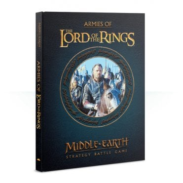 Armies of The Lord of the Rings™ Hardback Book