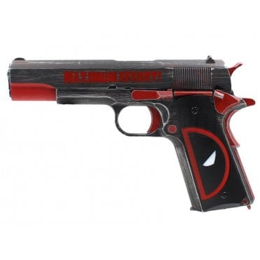 Armorer Works Deadpool 1911 Molon Labe Pistol