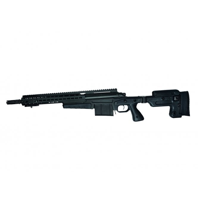 ASG Accuracy International MK13 MOD 7 Compact Sniper Rifle - Black