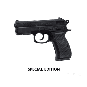 ASG CZ 75D Compact CO2 Blowback Pistol