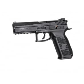 ASG CZ P-09 Gas Blowback Pistol with Hard Case - Black