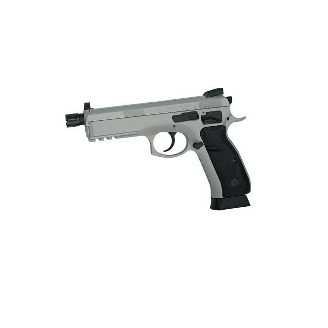 ASG CZ SP-01 CO2 Gas Blow Back Pistol Urban Grey