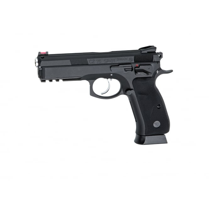 ASG CZ SP-01 Shadow Gas Blowback pistol