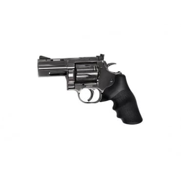 "ASG Dan Wesson 715 2.5"" Steel Grey CO2 Revolver"